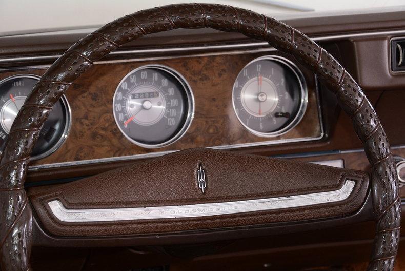 1970 Oldsmobile Cutlass Supreme Image 37