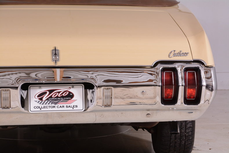 1970 Oldsmobile Cutlass Supreme Image 49