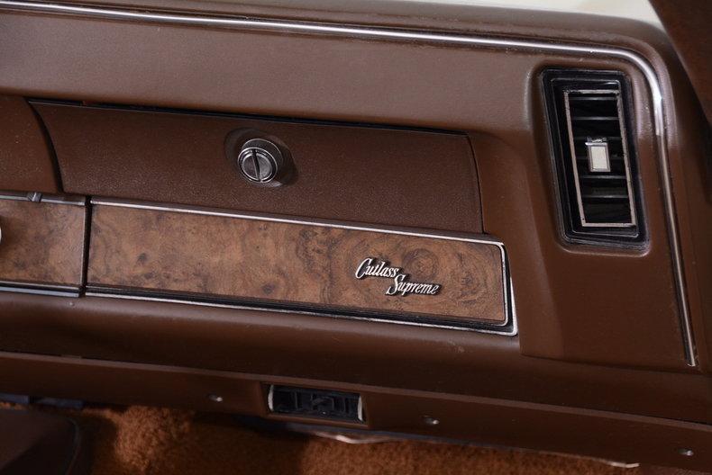 1970 Oldsmobile Cutlass Supreme Image 50