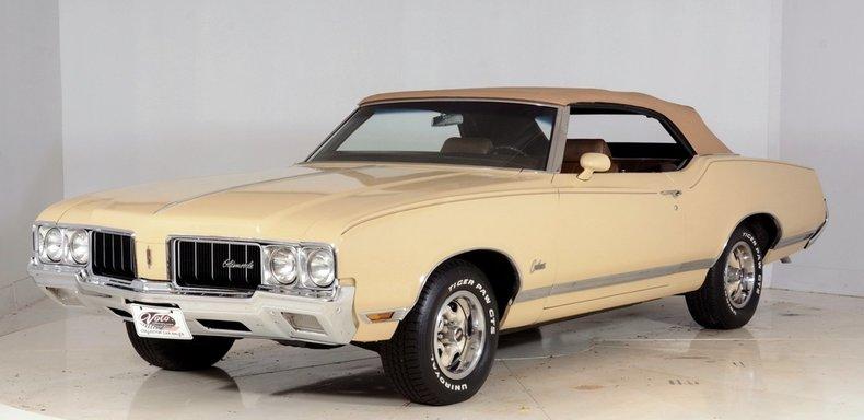 1970 Oldsmobile Cutlass Supreme Image 52