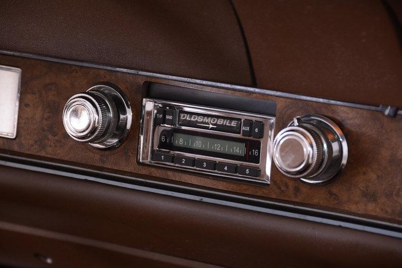 1970 Oldsmobile Cutlass Supreme Image 53