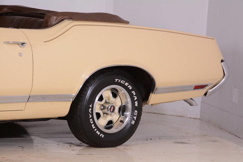 1970 Oldsmobile Cutlass Supreme Image 54