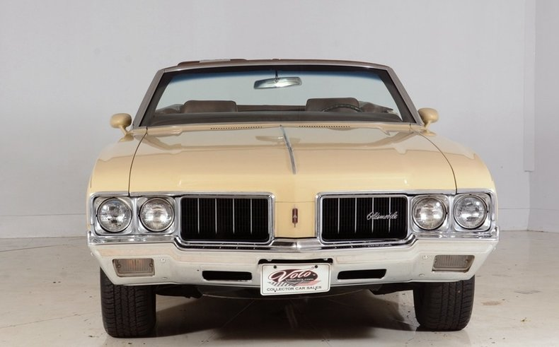 1970 Oldsmobile Cutlass Supreme Image 60