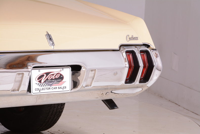 1970 Oldsmobile Cutlass Supreme Image 62