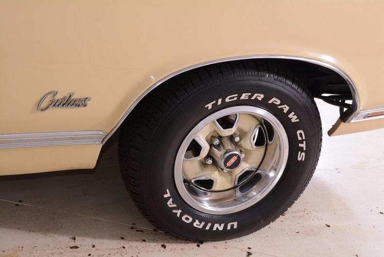 1970 Oldsmobile Cutlass Supreme Image 68