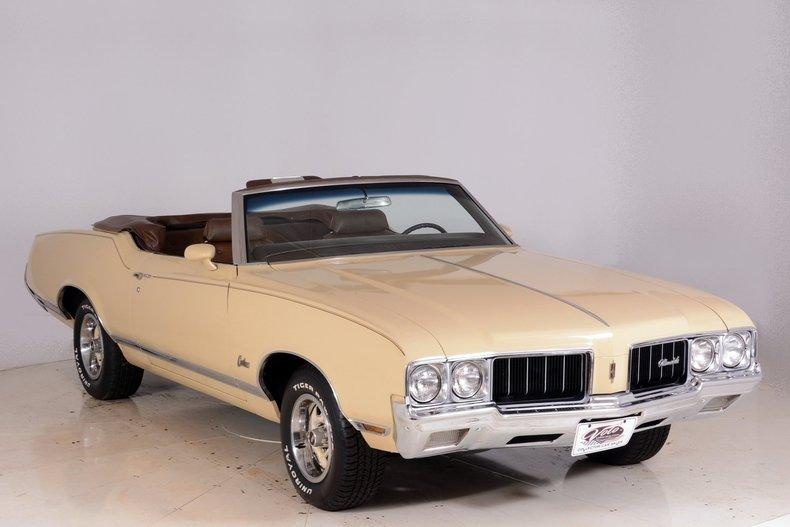 1970 Oldsmobile Cutlass Supreme Image 77