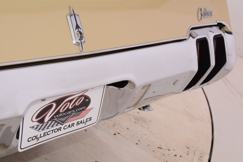 1970 Oldsmobile Cutlass Supreme Image 78