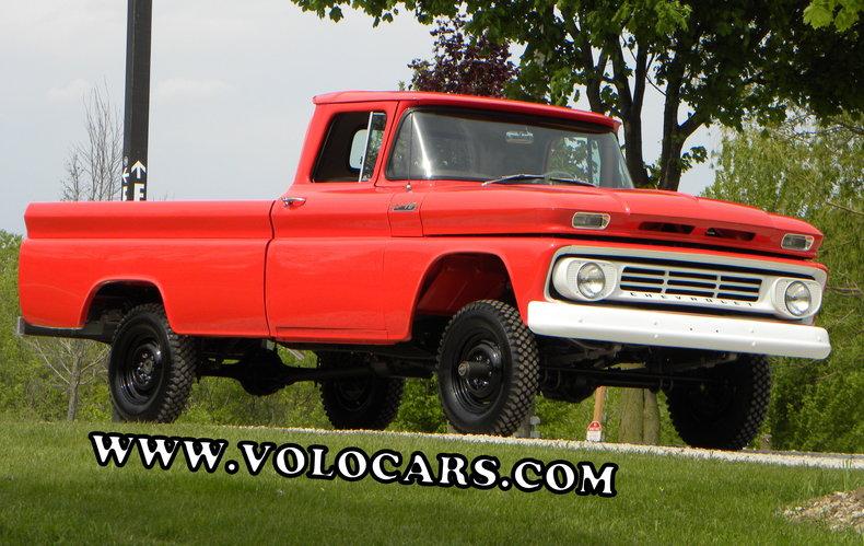 1962 Chevrolet K10 Image 1