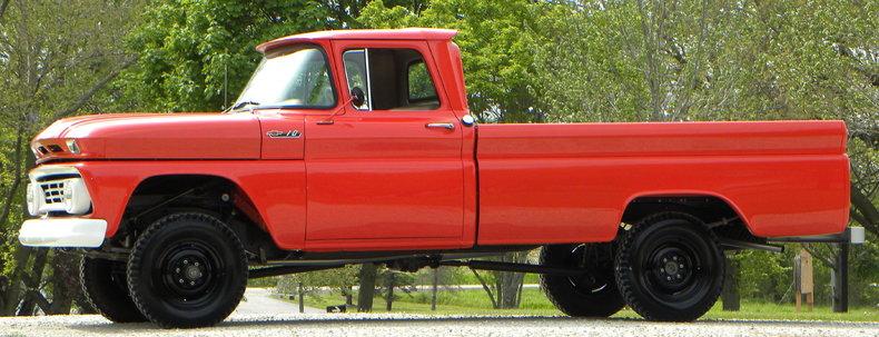1962 Chevrolet K10 Image 2
