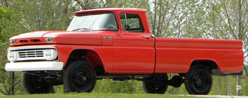 1962 Chevrolet K10 Image 3