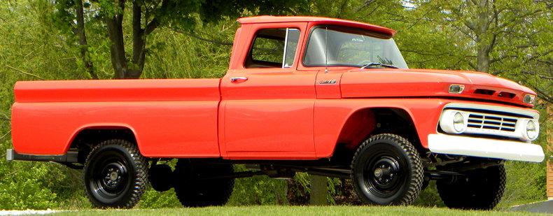 1962 Chevrolet K10 Image 6