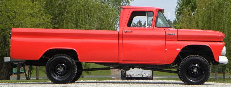 1962 Chevrolet K10 Image 7
