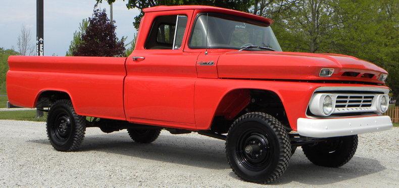 1962 Chevrolet K10 Image 8