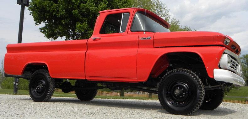 1962 Chevrolet K10 Image 9
