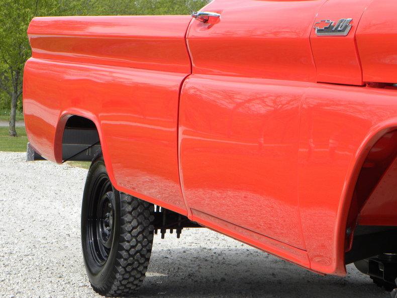 1962 Chevrolet K10 Image 10
