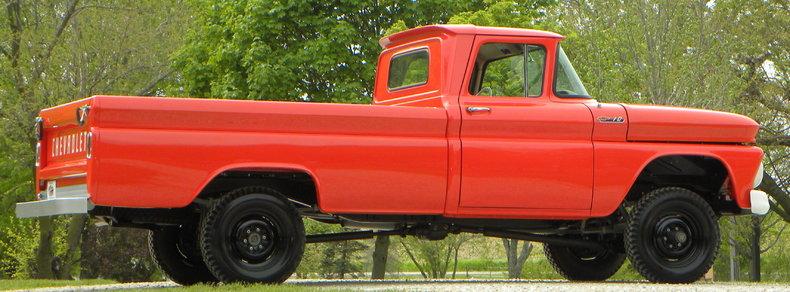 1962 Chevrolet K10 Image 19