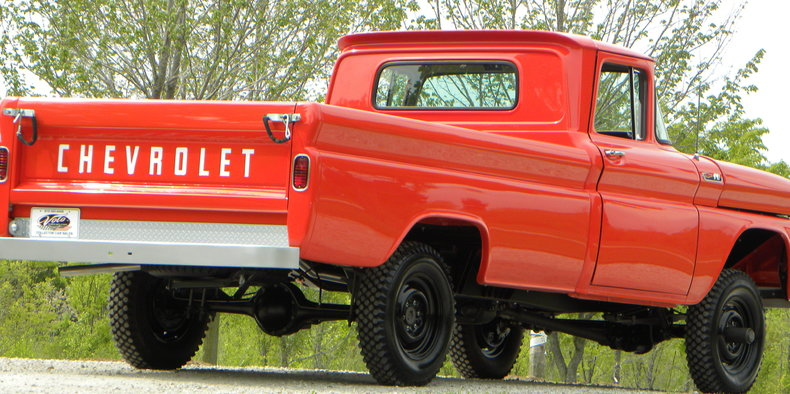 1962 Chevrolet K10 Image 20