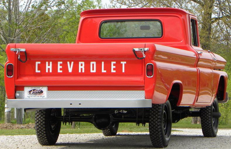 1962 Chevrolet K10 Image 21