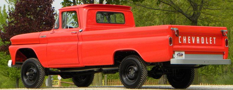 1962 Chevrolet K10 Image 22