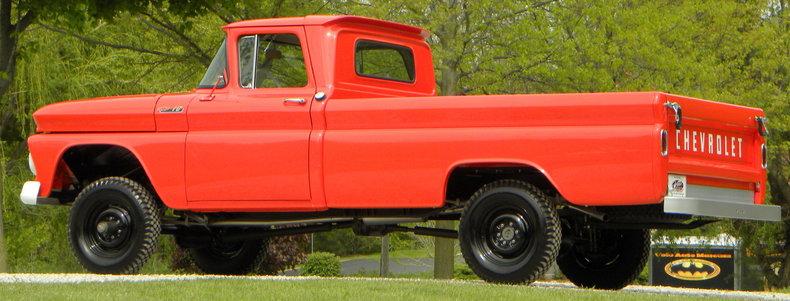 1962 Chevrolet K10 Image 23
