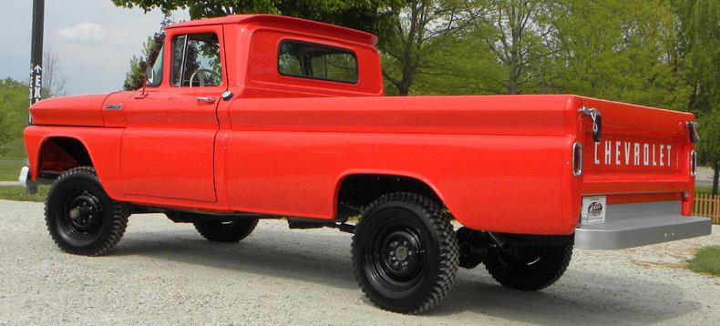 1962 Chevrolet K10 Image 24