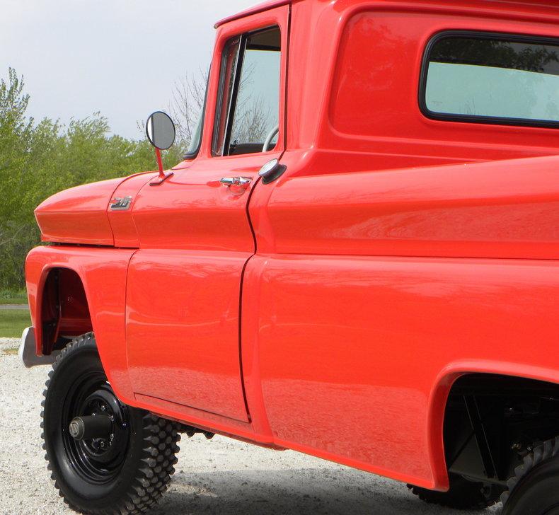 1962 Chevrolet K10 Image 25