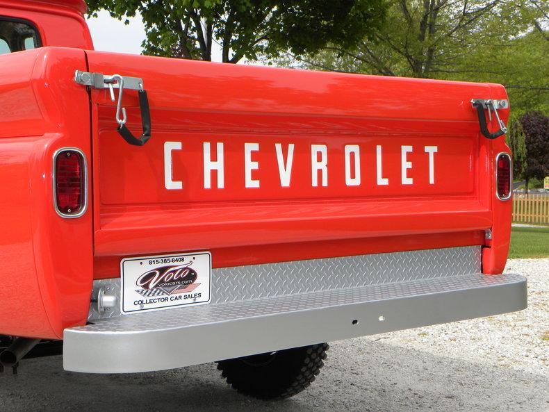 1962 Chevrolet K10 Image 26