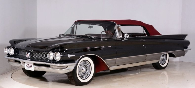 1960 Buick Electra Image 49