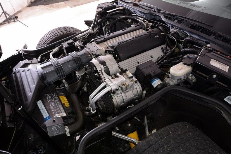 1992 Chevrolet Corvette Image 4