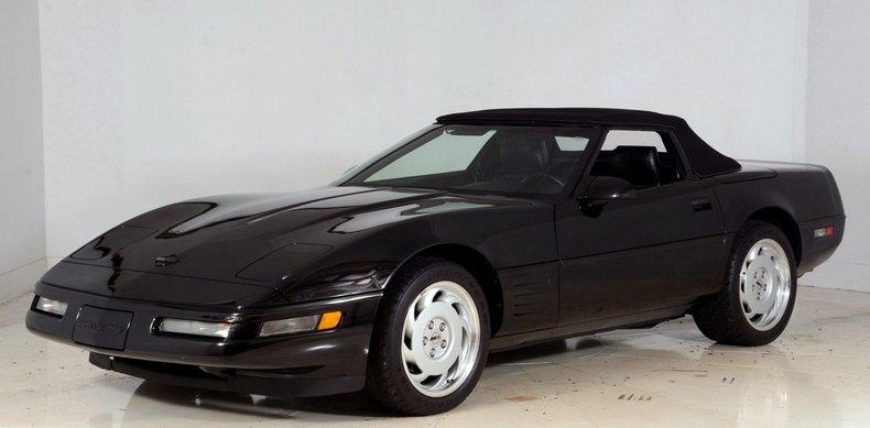 1992 Chevrolet Corvette Image 19