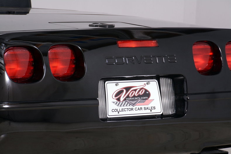 1992 Chevrolet Corvette Image 22