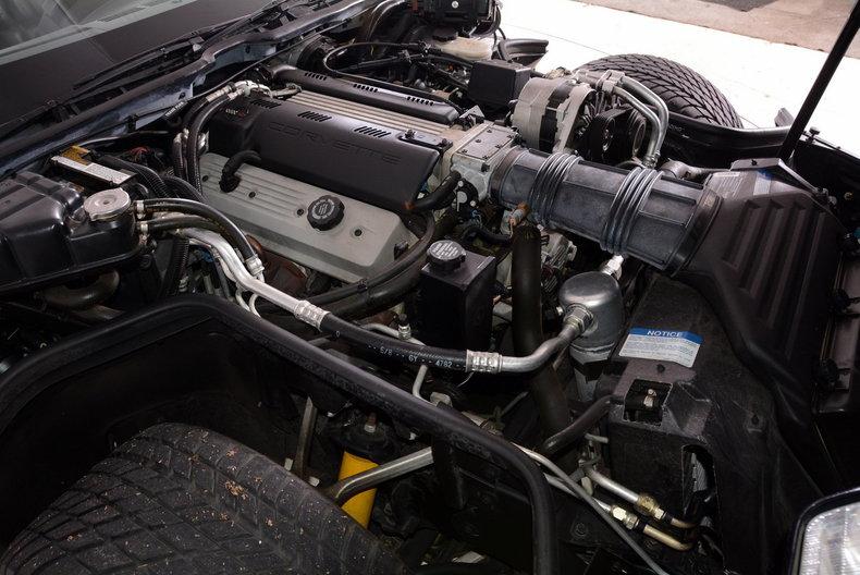 1992 Chevrolet Corvette Image 60
