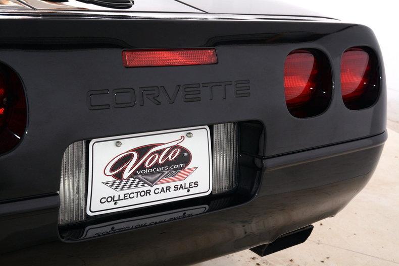 1992 Chevrolet Corvette Image 63