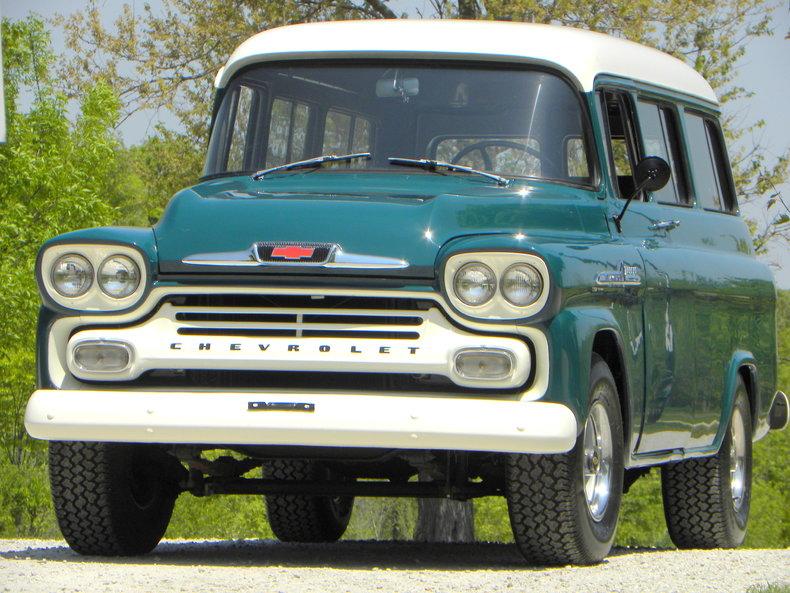 1958 Chevrolet Apache Image 5
