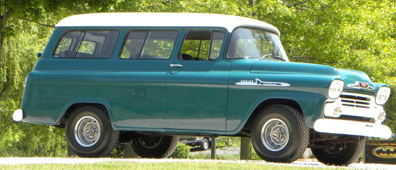 1958 Chevrolet Apache Image 6
