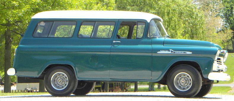 1958 Chevrolet Apache Image 7