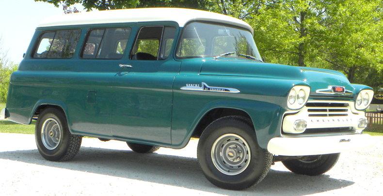 1958 Chevrolet Apache Image 8