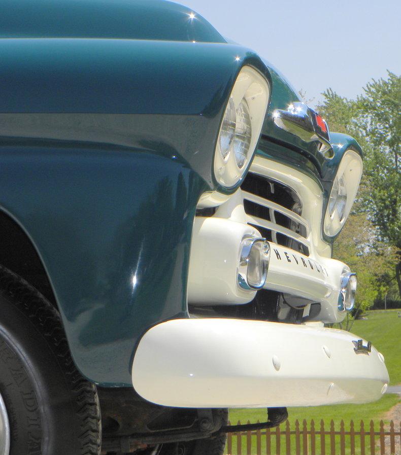 1958 Chevrolet Apache Image 10