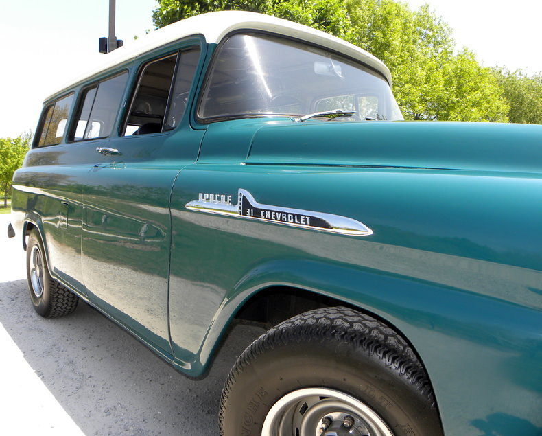 1958 Chevrolet Apache Image 11