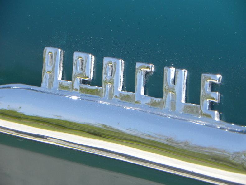 1958 Chevrolet Apache Image 13