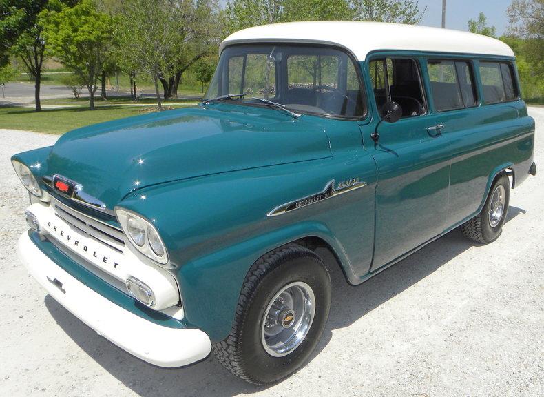 1958 Chevrolet Apache Image 17