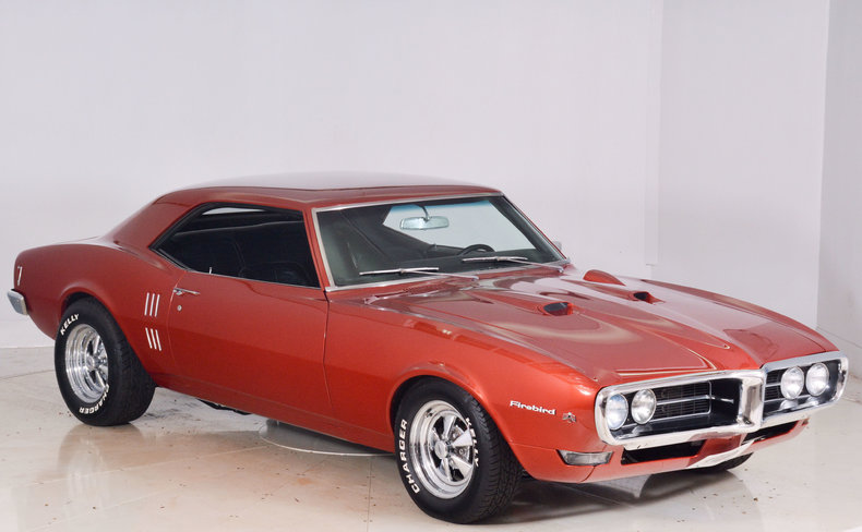 1968 Pontiac Firebird Image 62