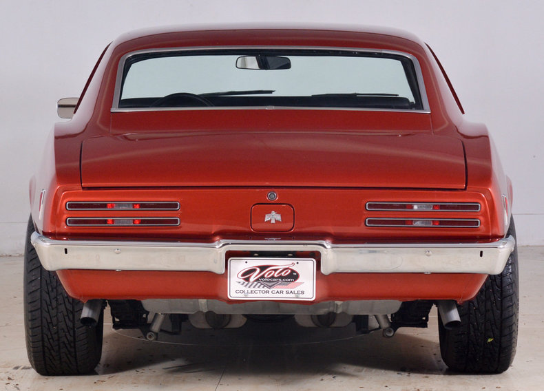 1968 Pontiac Firebird Image 5