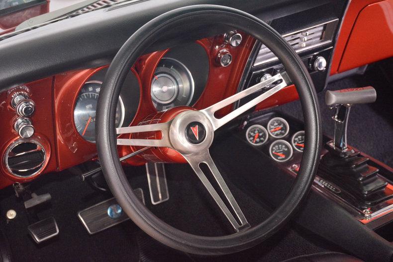 1968 Pontiac Firebird Image 27