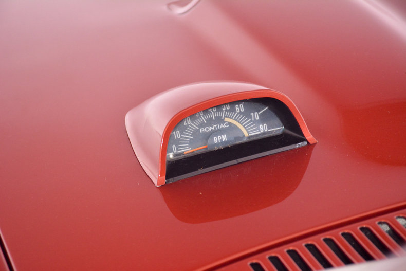 1968 Pontiac Firebird Image 34