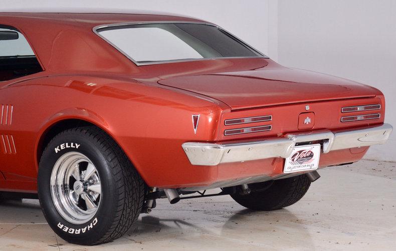 1968 Pontiac Firebird Image 42