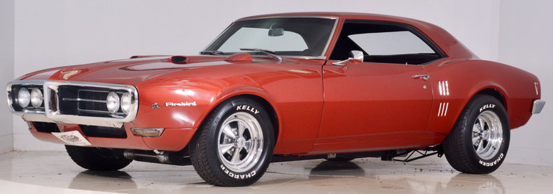 1968 Pontiac Firebird Image 40