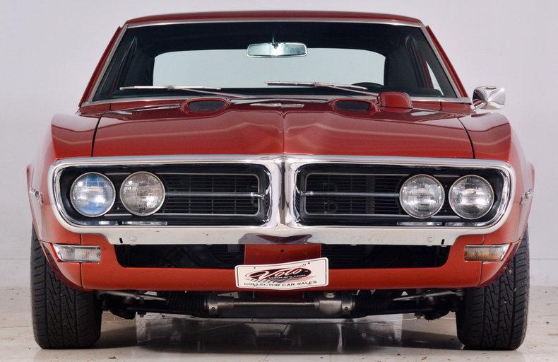 1968 Pontiac Firebird Image 14