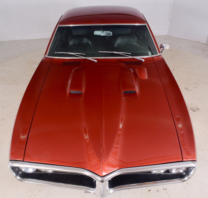 1968 Pontiac Firebird Image 6