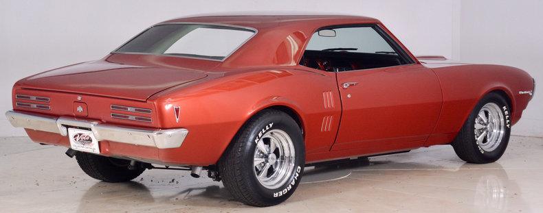 1968 Pontiac Firebird Image 3